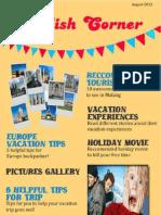 English Corner Magazine (New)