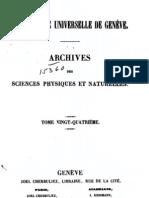 DESOR E 1833_Les échinites du terrain Nummulitique des Alpes