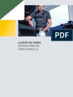 2013Jul Consejos Tecnicos Ajuste de Faros