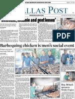 The Dallas Post 08-04-2013