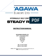 Steady Rest Instruction Manual Kel Version