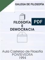 XI Semana Galega de Filosofia- Dossier de Prensa