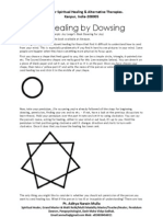 Absent Healing by Dowsing