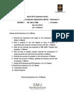 Assignment QP_BCA(2007)_VB Net