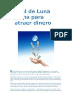 Ritual de Luna Llena Para Atraer Dinero