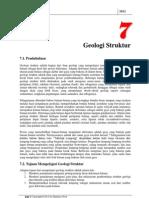 7 GEOLOGI STRUKTUR