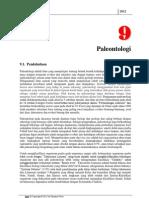 9 PALEONTOLOGI