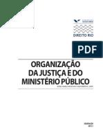 Organizacao Da Justica e Do MP 2012-1