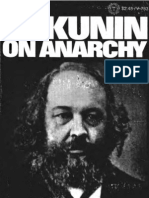 "Bakunin, ""On Anarchy"""