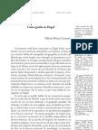 Rocco Carto Grafia en Hegel