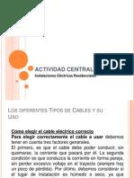 Actividad Central Unidad 3