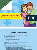 IMS Dan HIV - Lembar Balik