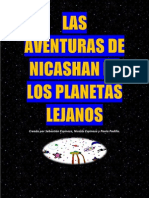 Las Aventuras de Nicashan en Los Planetas Lejanos
