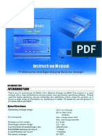 iMax B6AC Universal Charget Manual