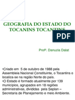 Geografia Do Tocantins