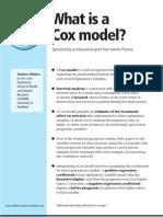Modelo de Cox