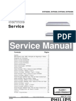 DVD PhilipsDVP3020 Service Manual