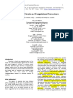 2002 Ledoux - Emotional Circuits and Computational Neuroscience