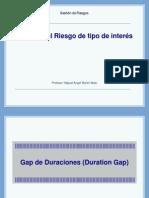 CLASE 06 GAP Duraciones