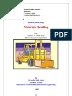 Material Handling 1