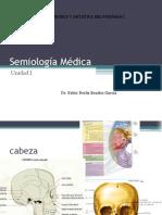 Semiología de la cabeza