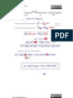 Estequiometría - Oxidación-Reducción (redox) - Método del ión-electrón