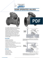 Commercial and Industrial Water Control Valves