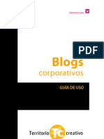 58. Manual Blogging - Territorio Creativo