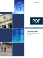 HPS the Path Forward - Political Solutons