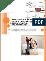 Pen Gen Alan Alat-Alat Dasar Laboratorium Keperawatan