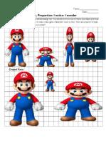 Ratio and Proportion- I Notice I Wonder PDF