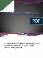 5.1 Linfoma de Hodgkin