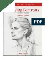 Giovanni Civardi - Drawing Portraits Faces And Figures