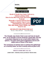 Cheadle July 2013 Newsletter