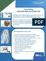 Brochure Capacity Curso ASP Online