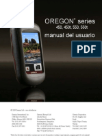 Garmin Oregon Series 550