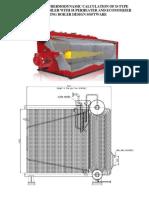 Heat Transfer Water Tube Boiler