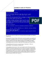 Como solucionar Pantallazo Azul en Windows.doc