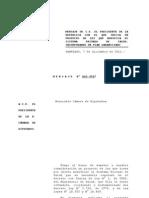 Proyecto LeyModifica El Sistema Privado de Salud, Incorporando Un Plan Garantizado
