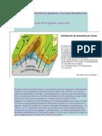 Ejemplos para la aplicación de la geoquímica a la prospección