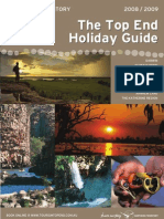 The Top End Holiday Guide 2008-2009