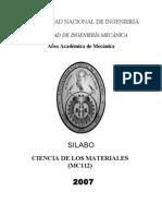 MC112CienciadelosMateriales