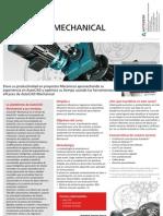 Brochure Curso Autocad Mechanical 2014