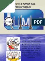 Qu+¡mica - Subst + Def Fundamentais - Aula Inaugural