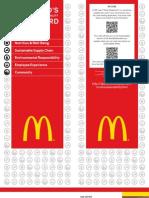 2011 Sustainability Scorecard