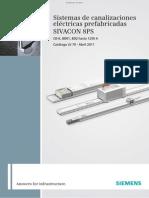 Sistema de Canalizacion Siemens