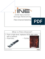 CCIE DC Storage Section 003 Fibre Channel Switching