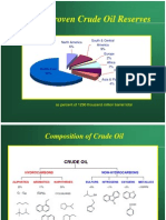 Basics of Crude Oil