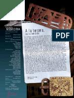 Revista Memoria Historia de cerca nº 3