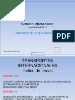 01 Transportes Esan 2013 Si Servicio y Transporte Calidad y Ratios